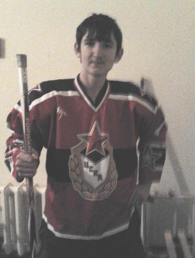 Максим Мельников, 6 октября 1997, Тула, id189200493