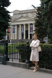 Ольга Марченкова, 11 августа 1963, Москва, id50521763