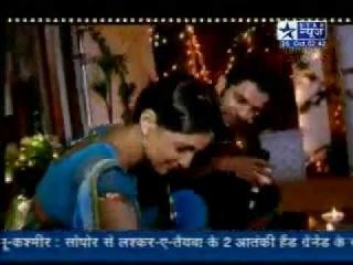 [SBS] 26th Oct 2011: Barun & Sanaya (Arnav & Khushi's Diwali)
