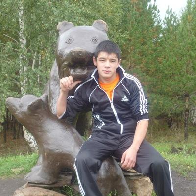 Рамзиль Хамидуллин, 20 июля 1992, Исянгулово, id160612241