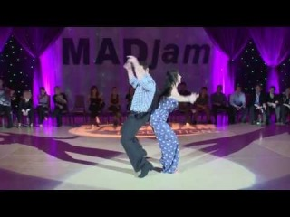 MADjam 2013 Champions J&J Parker Dearborn & Kellese Key