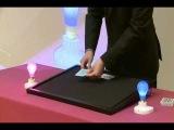 Невероятная микромагия с картами и лампами. Иллюзионист Андост.