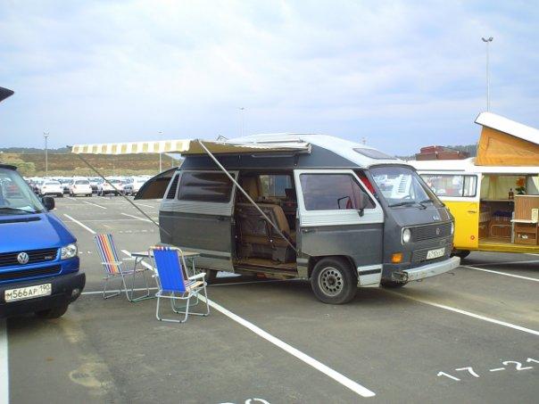 Дом на колесах из микроавтобуса своими руками 199