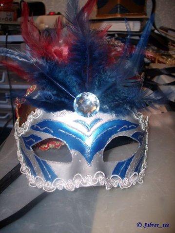 Венецианские маски - Страница 2 X_869466b6