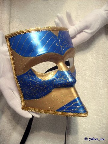 Венецианские маски - Страница 2 X_92acde35