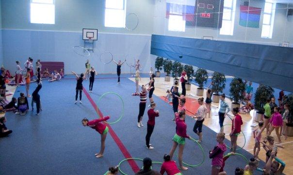 Открытый Чемпионат Республики Карелия и «Кубок Надежды» по художественной гимнастике