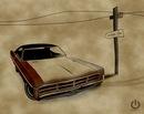 199 gangster car.zip. еще одна старинькая работа... в архиве есть...