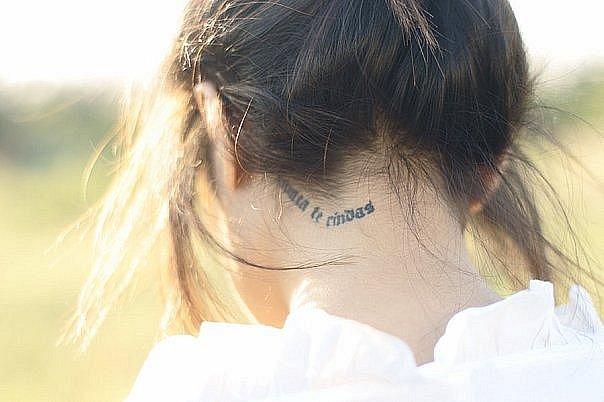 На компьютере сделать шрифты тату на