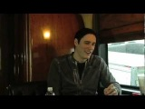 Ben Burnley From Breaking Benjamin Talks About What Is On His MP3 Player