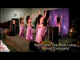 Bellydance Seattle Nalini &amp Blue Lotus, Sandstorm by Said Mrad