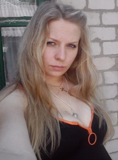 Анна Воронова, 31 марта 1990, Луганск, id27040300