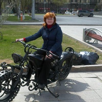Ирина Ульдина, 21 февраля 1968, Красноярск, id211568499