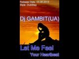Dj GAMBIT(UA) - Let Me Feel Your Heartbeat (Original DubStep Mix)