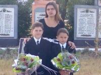 Галя Топчиенко, 16 сентября 1989, Вельск, id154546853