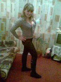 Светлана Шапран, 3 апреля , Омск, id63810095