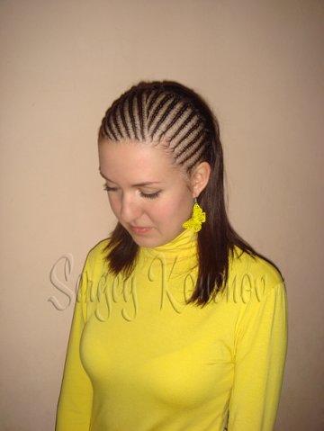 Косички самому косички для волос
