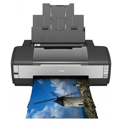 Цветная печать, принтер Эпсон 1410