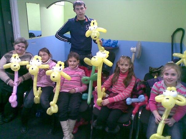 Детские мастер-классы оренбург