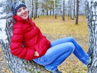 Татьяна Самусенко, 7 декабря 1992, Красноярск, id101788255