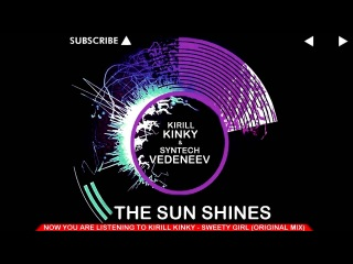 Future Records // Kirill kinky & Syntech Vedeneev - The Sun Shines // 2013-09-02