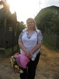 Елена Рысина(крюкова), 11 июня , Шатура, id123533272