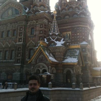 Mert Turanli, 15 сентября 1987, Санкт-Петербург, id214875446
