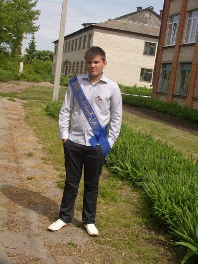 Роман Фадеев, 6 июля 1997, Тула, id140135632