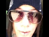 Dj Ashba's first video post on Instagram - This is gonna be dangerous