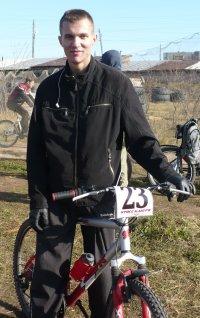 Николай Петренко, 2 мая 1988, Братск, id80251130