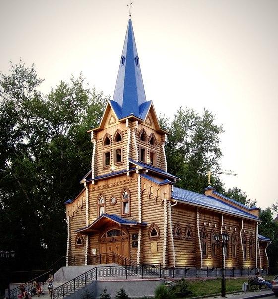 Евангелическо-лютеранская церковь Святой Марии Томск