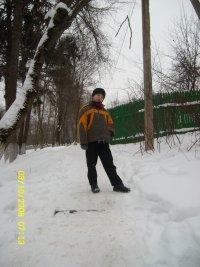 Ванёк Берёза млачый, 15 января 1991, Санкт-Петербург, id74169537