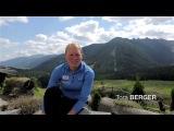 Тура Бергер и ее соратницы на тренировке