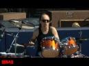 Metallica performed Enter Sandman at Yankee Stadium - Mariano Rivera's Day