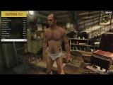 Grand Theft Auto V — Official Gameplay(Rockstar games)