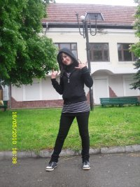 Надя Олексин, 5 апреля , Новополоцк, id87195588