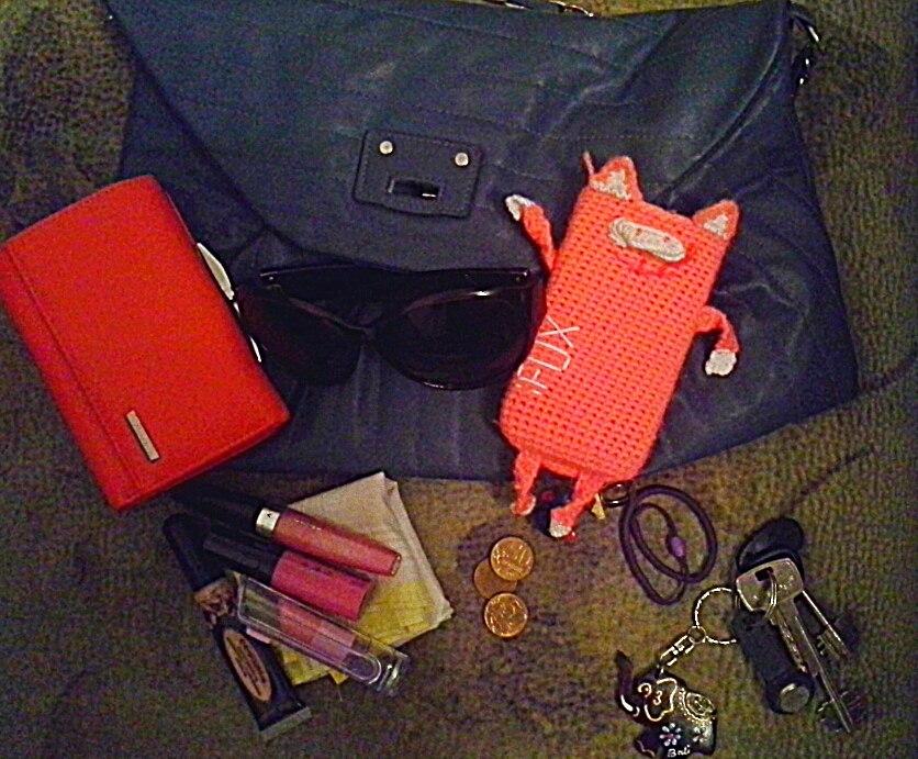 Содержимое ваших сумок. VK4G0pcc9Pc