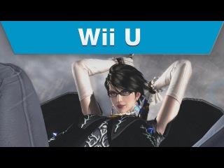 Wii U - Bayonetta 2 E3 Trailer