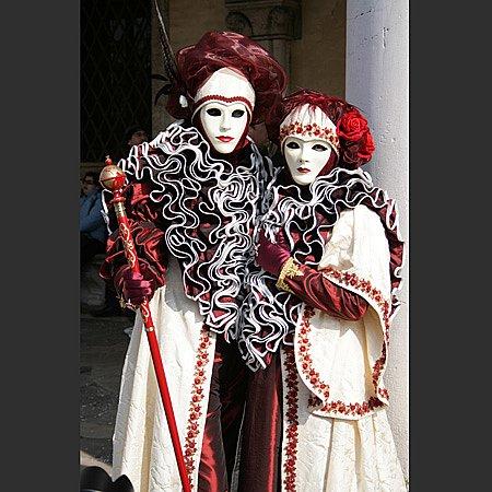 Венецианские маски X_9e096bf9