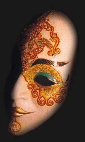 Венецианские маски X_c1110d43
