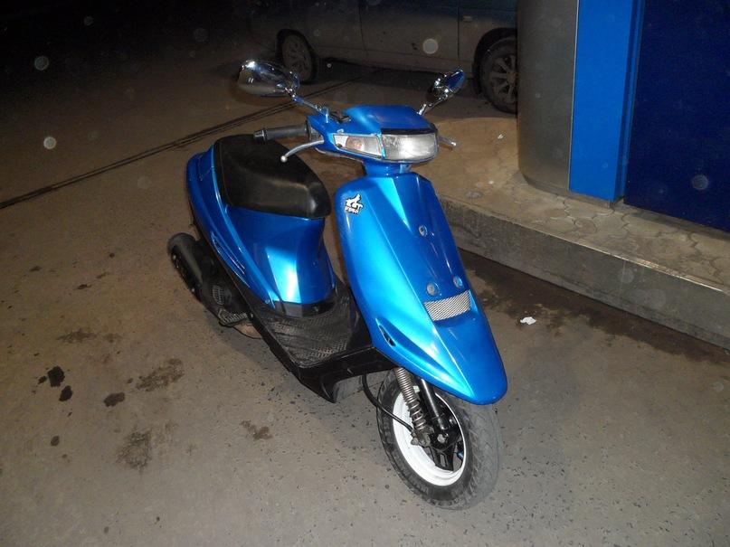 Обвес на скутер