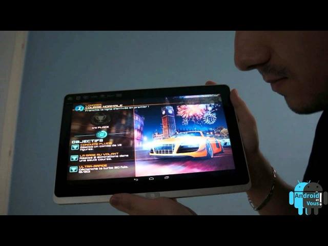 ACER - W700, le meilleur des deux monde, Windows 8 et Android dualboot !