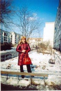 Лена Шкарина, 21 декабря 1969, Архангельск, id93031649