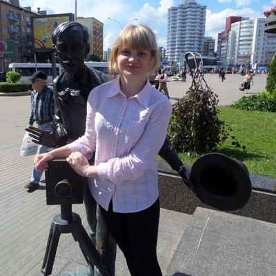 Анастасия Шуляк, 10 февраля , Минск, id151587245