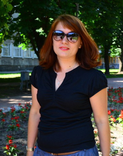Анна Багмут, 14 мая , Нежин, id25514430