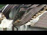 Ущерб от урагана, обрушившегося на город Ефремов в Тульской области, превысил 150 миллионов рублей - Первый канал