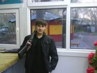 Andrey Sharay, 26 февраля 1991, Киров, id99432509