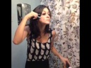 How To WOP and do your makeup. Shot by Randal Kirk II: Brittany Furlan's Vine #310