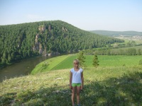 Даша Бисярина, 11 июля 1973, Трехгорный, id125382205