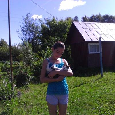 Анастасия Альтигина, 2 июня 1998, Киев, id99324993