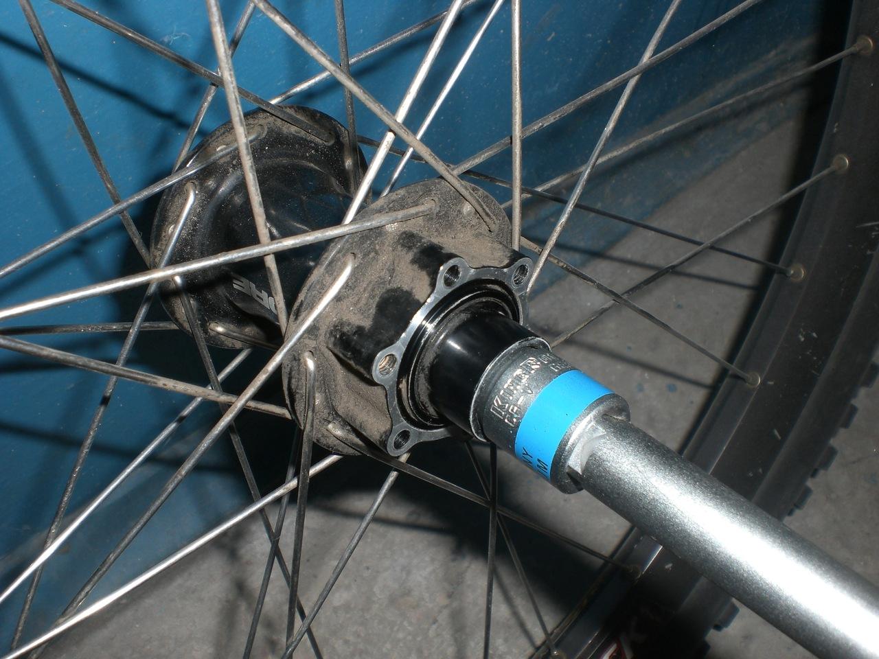 Ремонт детского велосипеда своими руками заднее колесо 21